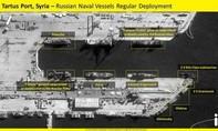 10 tàu chiến Nga rời cảng Syria, đáp lại 'lời de dọa tên lửa'