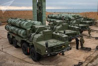 'Rồng lửa' S-300 và S-400 'trực chờ' tham chiến tại Syria