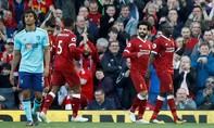 Thắng Bournemouth, Liverpool vững vàng top 4