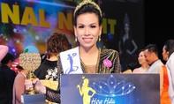 Trần Vỹ Phương Uyên đăng quang Hoa hậu Hữu Nghị Châu Á