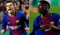 Coutinho và Dembele: Tương phản của hai thái cực