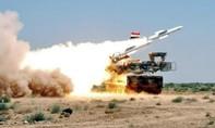 Tên lửa Syria dính 'bẫy mồi' của Mỹ và Israel