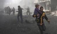 Anh tố Nga ngăn cản điều tra vụ tấn công hóa học tại Syria
