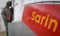 Hầu tòa vì xuất khẩu tiền chất sản xuất chất độc thần kinh sarin