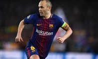 Chia tay Barcelona, Iniesta đến Trung Quốc