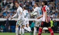 Vất vả cầm hòa Bilbao, Real vẫn khiến Bayern lo lắng