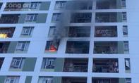 Cục sạc dự phòng cắm điện lâu ngày gây cháy chung cư ParcSpring