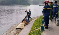 Hai nam sinh viên tử vong bất thường tại hồ Bảy Mẫu