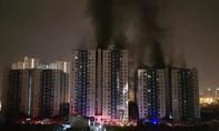 Vụ cháy chung cư Carina: Bắt giam giám đốc Công ty Hùng Thanh