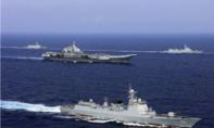 Sau Biển Đông, Trung Quốc tập trận rầm rộ trên biển Hoa Đông