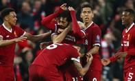 Salah chói sáng, Liverpool hủy diệt AS Roma