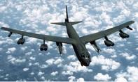 Hai 'pháo đài bay' B-52 của Mỹ xuất hiện tại eo biển Đài Loan