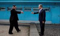 Chùm ảnh lịch sử tại hội nghị Thượng đỉnh liên Triều