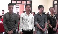 Bốn thanh niên cùng họ liên tiếp gây ra 8 vụ cướp giật