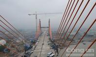 Hợp long cầu Bạch Đằng nối Quảng Ninh - Hải Phòng