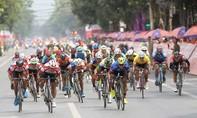 Chặng 6 giải xe đạp cúp Truyền hình: Các tay đua VUS chiếm 3 hạng đầu