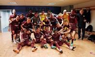 Messi lập hattrick, Barcelona đăng quang sớm 4 vòng đấu