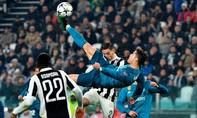 Lập cú đúp, Ronaldo đi vào lịch sử Champions League