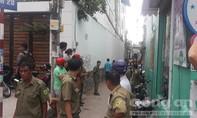 Cô gái ở Sài Gòn bị sát hại lúc giữa trưa