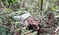Phát hiện xác chết giữa rừng tử vong khoảng 5 tháng trước