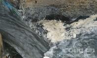 Ớn lạnh nước thải đen ngòm, hôi thối đồng loạt đổ ra biển Đà Nẵng
