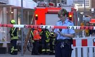 Xe tải lao vào đám đông ở Đức, 23 người thương vong