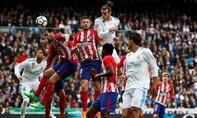 Hòa Real Madrid, Atletico vững vị trí nhì bảng