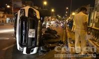 Vụ ôtô tông người văng khỏi cầu tử vong: Tài xế có nồng độ cồn cao