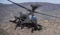 Trực thăng Mỹ rơi, hai phi công thiệt mạng