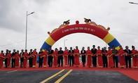 Hải Phòng khánh thành cầu kết nối đảo Vũ Yên với đất liền