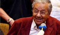 Chính trị gia kỳ cựu 92 tuổi đắc cử thủ tướng Malaysia