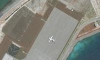 Trung Quốc đưa máy bay quân sự phi pháp ra Trường Sa
