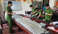 Chặn xe bán tải bắt lượng heroin trị giá gần 70 tỷ đồng
