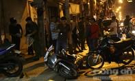 Truy bắt 2 kẻ chích roi điện cướp xe SH ở Sài Gòn