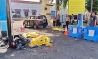 Cảnh sát Indonesia bắn chết 3 người tấn công trụ sở