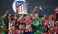 Griezmann tỏa sáng, Atletico vô địch Europa League