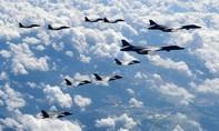 Hơn 100 chiến đấu cơ Mỹ và Hàn Quốc tập trận chung