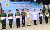 Công an TP.HCM: Hành động vì an toàn, vệ sinh lao động