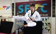 700 võ sĩ từ 50 quốc gia đến TP.HCM tranh giải vô địch Taekwondo