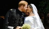 Toàn cảnh đám cưới 'trong mơ' của hoàng tử Anh