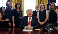 Tổng thống Trump mời 'tổ bay anh hùng' tới Nhà Trắng