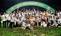 Frankfurt vô địch cúp quốc gia Đức