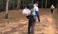 Tìm thấy thi thể phượt thủ ở thác 7 tầng núi Công Chúa