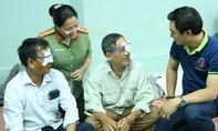Mổ mắt miễn phí cho 100 bệnh nhân nghèo