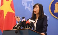 Phản đối Trung Quốc cho máy bay ném bom diễn tập ở Hoàng Sa