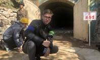 Clip hiện trường phá huỷ bãi thử hạt nhân Punggye-ri