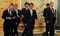 Abe gặp Putin bàn về khu vực đảo tranh chấp