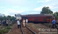 Đình chỉ 3 cán bộ đường sắt tại ga Núi Thành