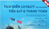 Tích điểm Loyalty với Tài khoản tiền gửi & Thanh toán