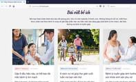 Ra mắt cổng thông tin điện tử dành cho nhân viên y tế và bệnh nhân